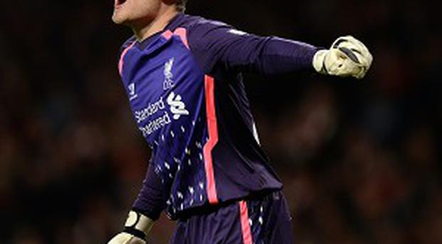 Simon Mignolet has been in impressive form since joining Liverpool from Sunderland in the summer