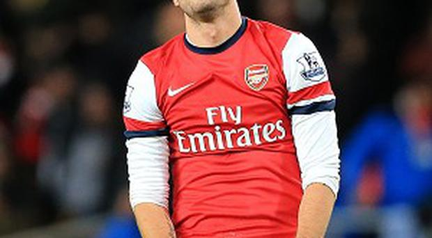 Olivier Giroud accepts his role at Arsenal