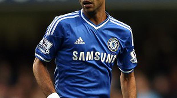 Ashley Cole has struggled to hold down a regular first-team place at Chelsea