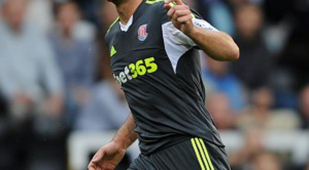 Erik Pieters will return to Stoke's squad this weekend
