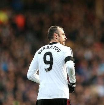 Rene Meulensteen has played down speculation linking Dimitar Berbatov with a move away from Fulham