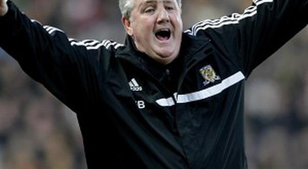 Steve Bruce has made one last call for a united Hull as the row over the club name continues