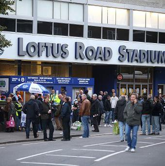 QPR first played at Loftus Road in 1917