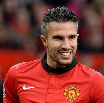 Robin van Persie is nearing full recovery from thigh injury