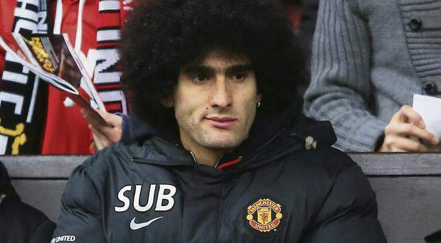 Marouane Fellaini £27.5m - Be careful what you wish for. United fans craved an expensive midfielder for years, yet Fellaini has struggled to such an extent that they are now pining for the glory days of Anderson wheezing after his own first touch. Whether because of the stage, the fee or both, Fellaini has been completely overwhelmed and has played nowhere near as well as he can. A nadir was reached when he was sarcastically cheered by his own fans during the 1-1 draw against Bayern Munich.
