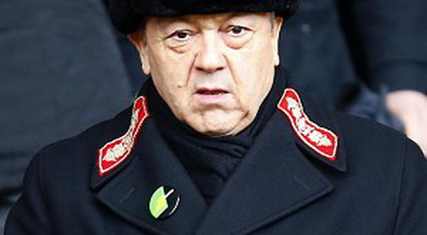 David Sullivan, pictured, says Andy Carroll is 'desperate to come back; he is sweating blood in training'