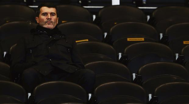 During his tete-a-tete with Patrick Vieira, Keane showed glimpses of a man we have not seen before'