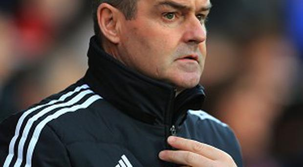 Steve Clarke has been removed from his duties at West Brom