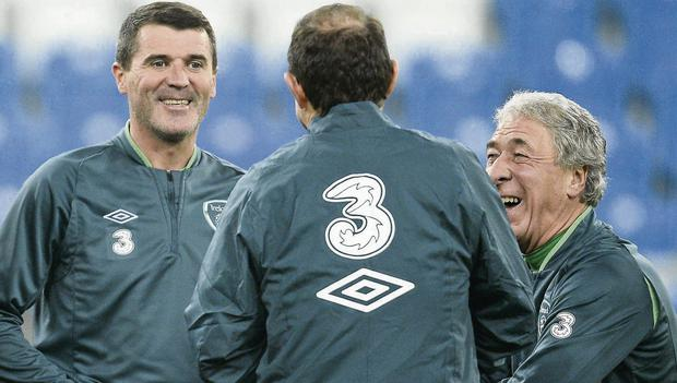 Roy Keane and Martin O Neill will be pleased that Ireland are in pot two a62deef36