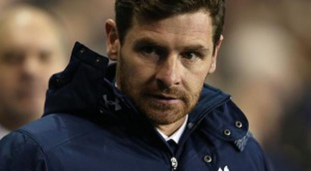Andre Villas-Boas is not planning to meet Tottenham's owners