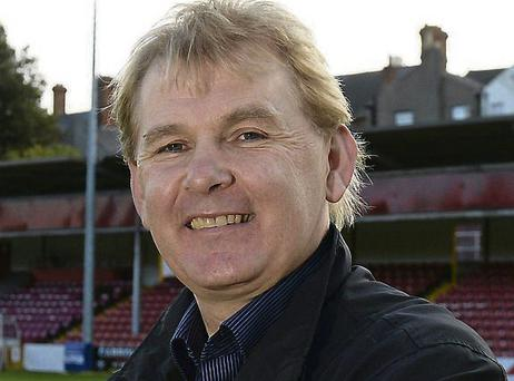 St. Patrick's Athletic manager Liam Buckley