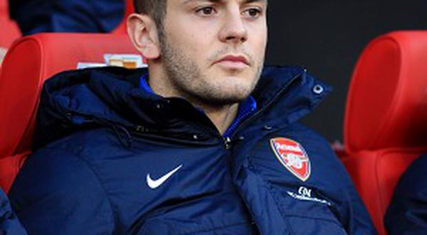 Jack Wilshere could miss Arsenal's crunch clash against Chelsea