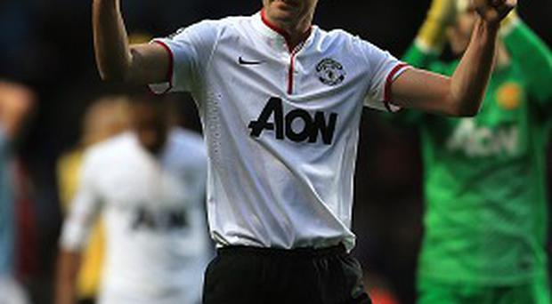 Darren Fletcher returned to the Manchester United side in their victory against Aston Villa