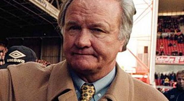Ron Atkinson last managed in 1999 with Nottingham Forest
