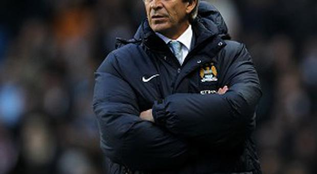 Manchester City manager Manuel Pellegrini wants success in every competition in his first season in charge