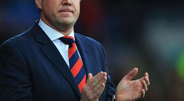 Liverpool manager Brendan Rodgers says he is astonished at the treatment of Cardiff City manager Malky Mackay