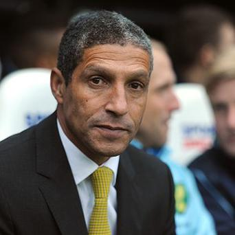 Norwich City manager Chris Hughton is looking to take the wind out of Sunderland's sails