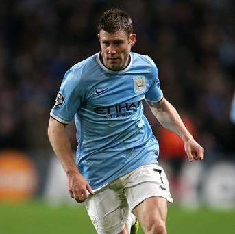 James Milner will play at right-back if needed