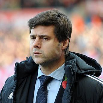Mauricio Pochettino is happy at Southampton