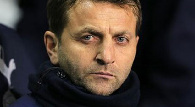 Tim Sherwood will not accept a number two role at White Hart Lane