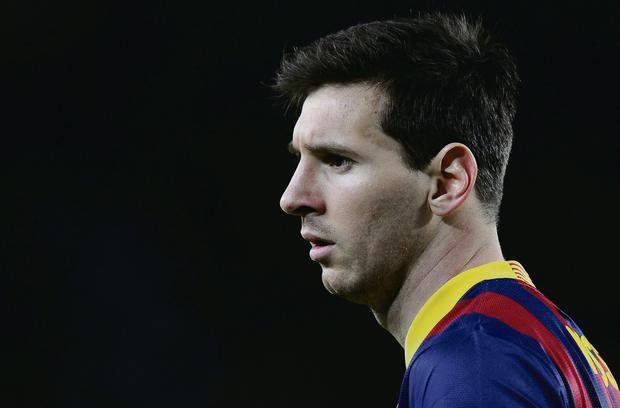 Lionel Messi will be the main focus of attention against Manchester City