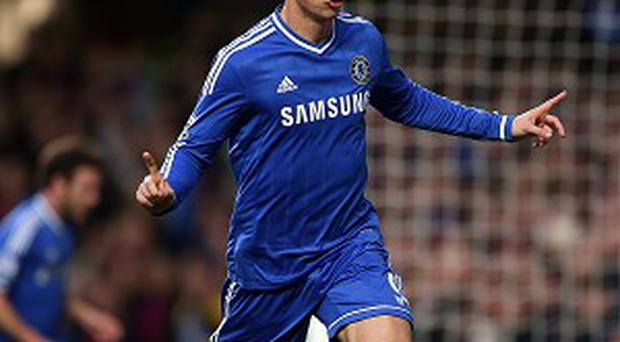 Fernando Torres has struggled to get on the scoresheet