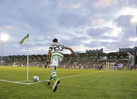 Shamrock Rovers are hoping that the advent of a 'B' team will them attract the country's best young players who will in time help the club qualify for Europe regularly