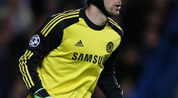 Petr Cech's Chelsea are firmly in the hunt for this season's Premier League title