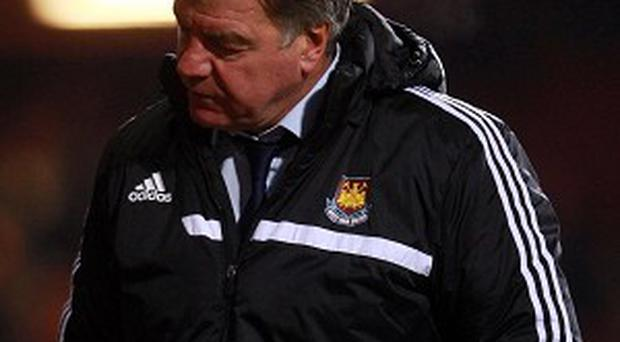 Sam Allardyce is struggling to bring in new faces