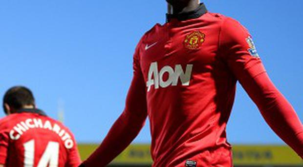 Danny Welbeck came off the bench to net the winner against Norwich