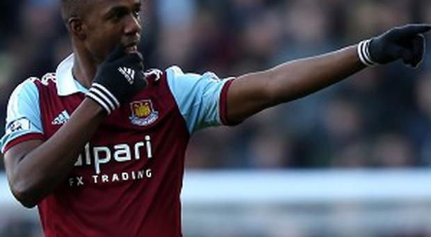 Modibo Maiga scored one goal and set up another in West Ham's draw against West Brom