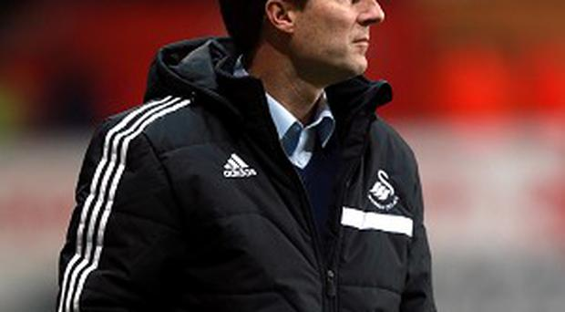 Michael Laudrup wants more of a cutting edge from Swansea