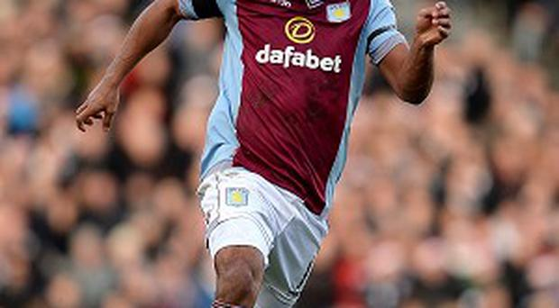 Gabriel Agbonlahor believes team spirit will be an important factor to lift Aston Villa through a tricky period