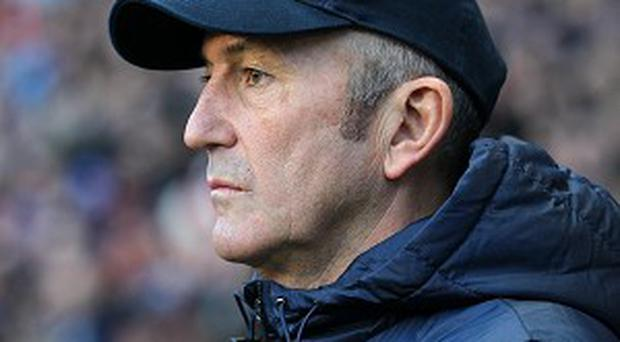 Tony Pulis will look to improve his squad next month