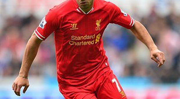 Europe's top marksman Luis Suarez