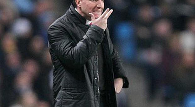 Brendan Rodgers says no transfers are imminent at Liverpool
