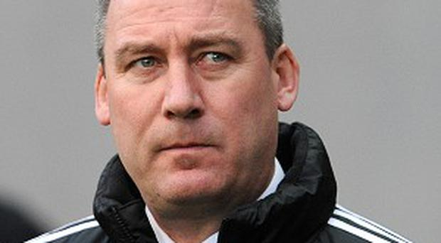 Rene Meulensteen is happy with Fulham's backroom staff