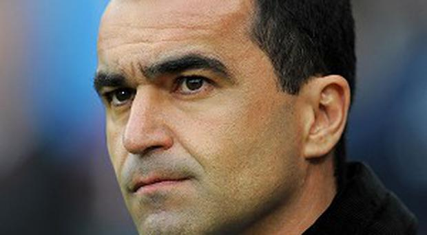Roberto Martinez's side are fourth in the Premier League table