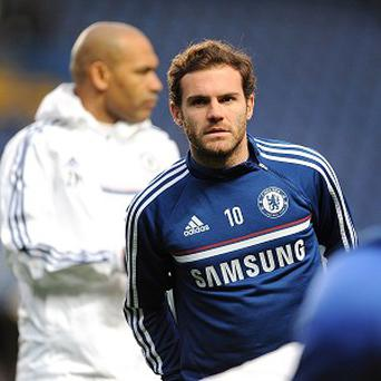 Juan Mata's Chelsea future looks uncertain