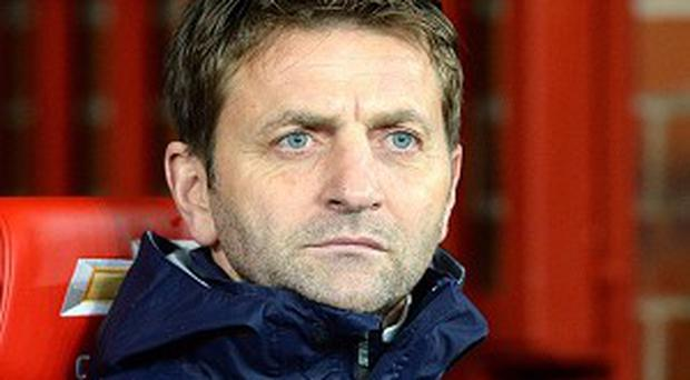 Tim Sherwood has enjoyed early success at White Hart Lane