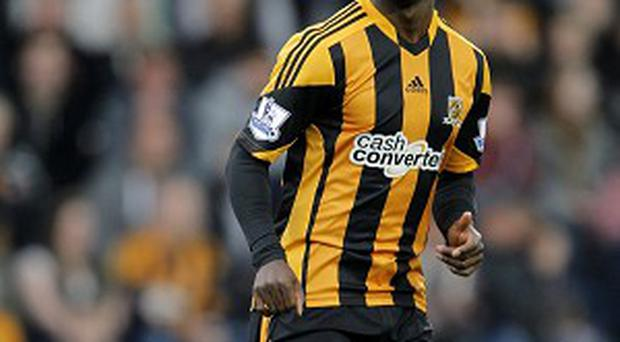 Sone Aluko has signed a new deal with Hull