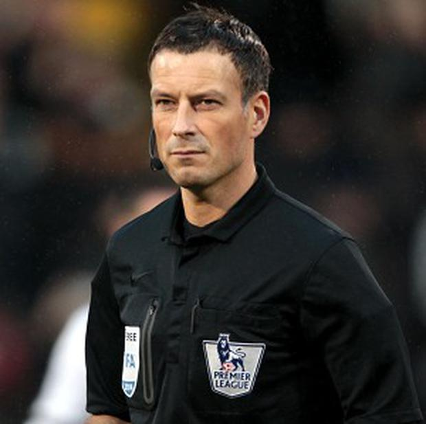 Southampton feel Mark Clattenburg should face action