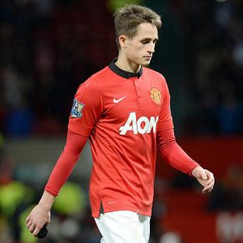 Adnan Januzaj has been booked three times for diving