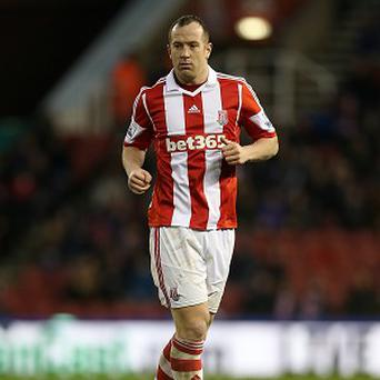 Charlie Adam scored in Stoke's FA Cup win over Leicester at the weekend