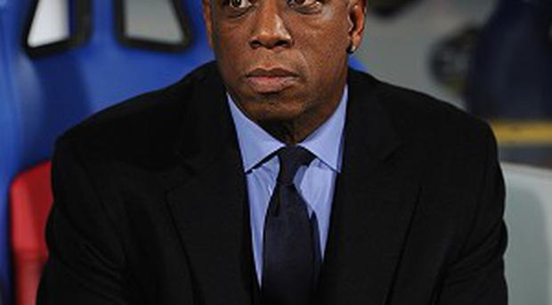Ian Wright missed the World Cup in France in 1998 due to a hamstring problem