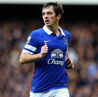 Leighton Baines could return this weekend