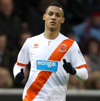 Swansea chairman Huw Jenkins says Tom Ince, pictured, is not close to a move to the Swans