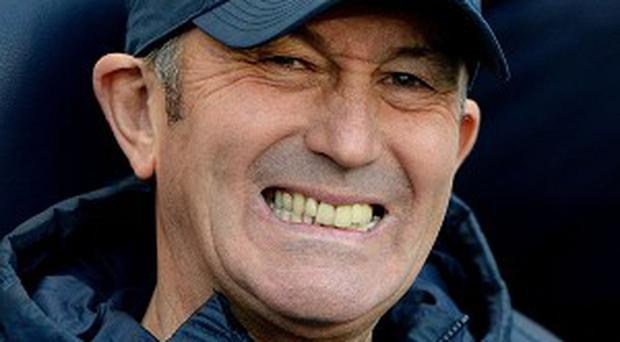 Tony Pulis has bolstered his backroom staff at Palace