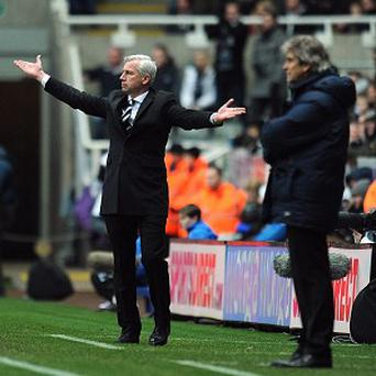 Alan Pardew has escaped disciplinary action