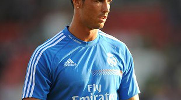 Cristiano Ronaldo spent six years at Manchester United